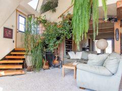 アメリカのオレゴン州シスターズの泊まれるドームハウス