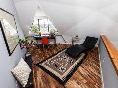 カラフルなドームハウスを、ラグジュアリーな雰囲気にリフォーム!