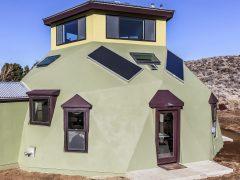 プレハブ化されたドームハウス『Haven』