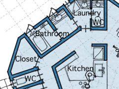 11M センターキッチン案をもっと使い易く変えるには