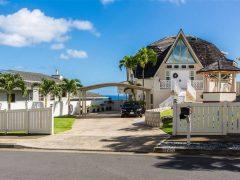 アメリカのハワイ州ホノルルにあるドームハウス