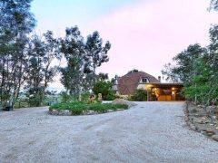 アメリカのカリフォルニア州テメキュラにあるドームハウス
